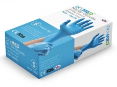 Nitrile Examination Gloves for 100 Pcs/box