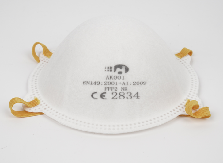 FFP2 Cup Respirator Nose Dust Mask